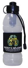 Body Glove 18oz. portable water filter bottle - 1st generation - discontinued
